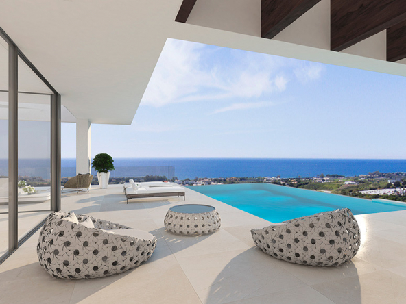 Luxury Contemporary Villa in Estepona $1,170,000