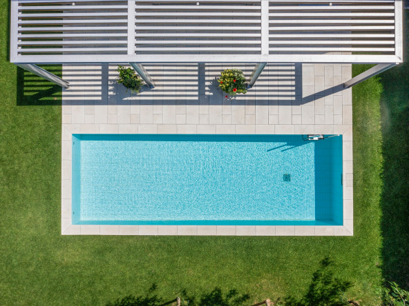 Luxurious Property Designed By Carlos Ferrater Pool