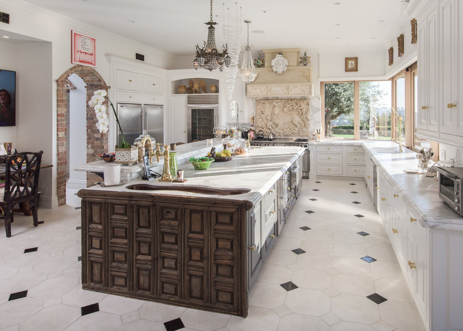 56 million dollar kitchen