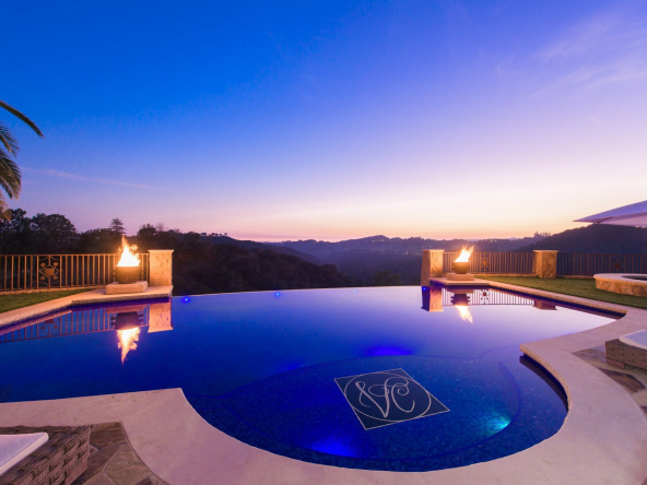 Villa Colibri 10.5-Acre Estate view