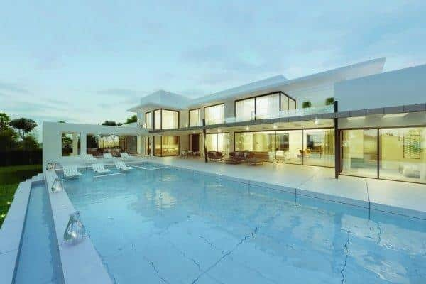 Most Luxurious Contemporary Property in Sotogrande $5,954,189
