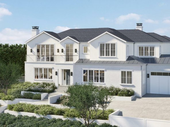 Pacific Palisades House $13,995,000