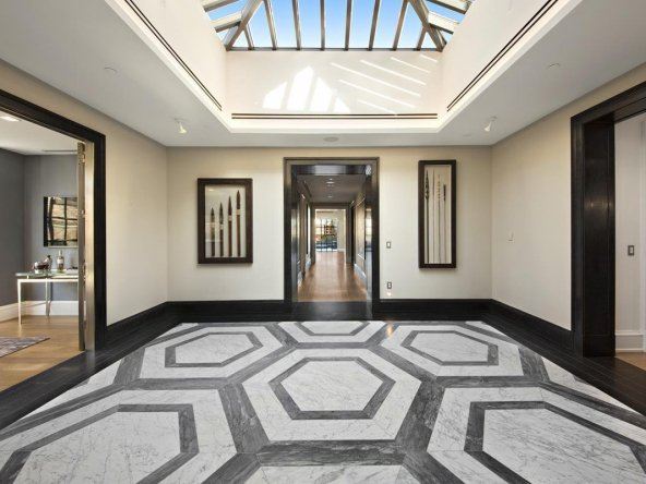 Unparalleled Private Penthhouse Hallway