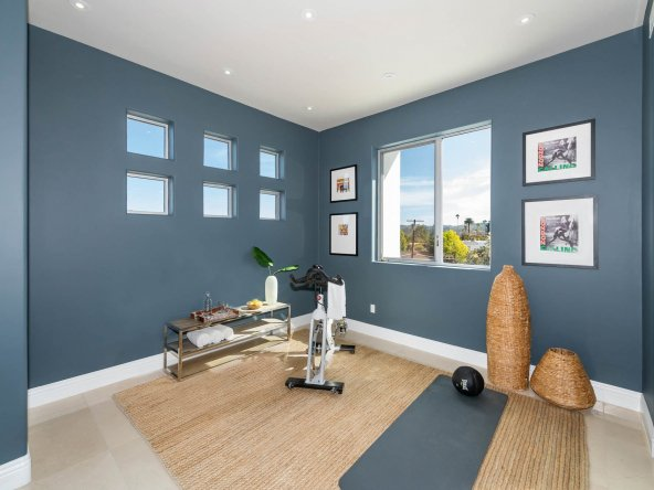 Meticulously Crafted Architectural Gem Gym