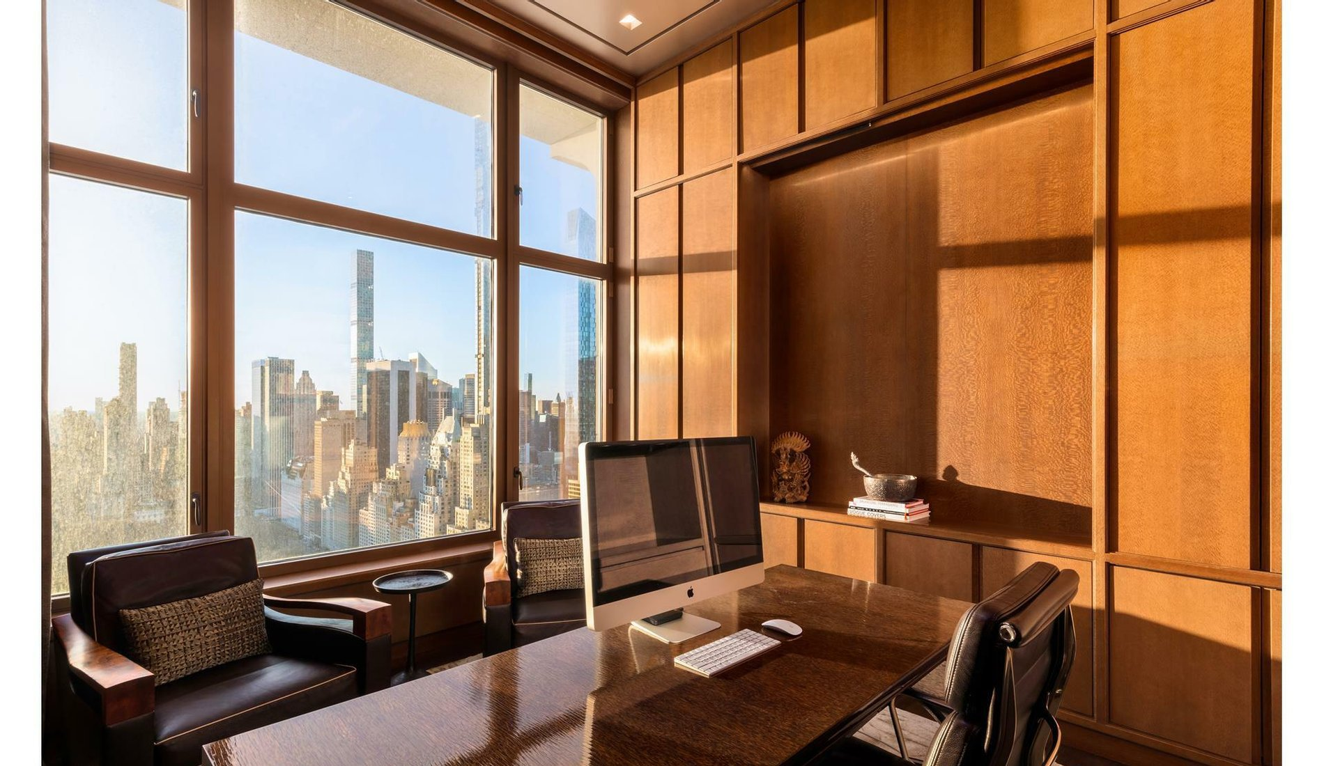 Crown Penthouse at Central Park West Office