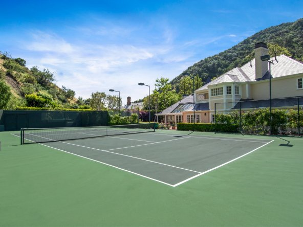 Beautiful Home In Gated Moraga Estates Tennis Court