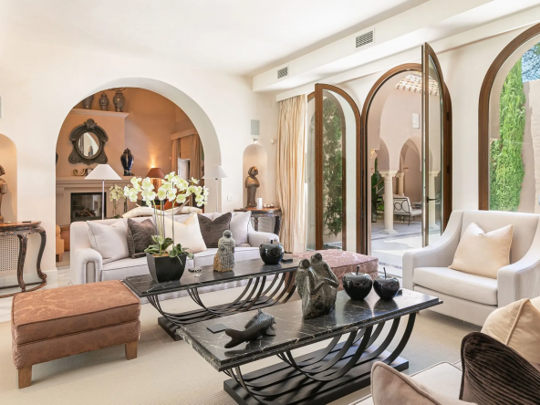 Charismatic Property In Marbella