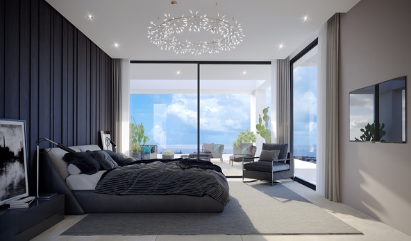 Luxurious Villas in the New Golden Mile